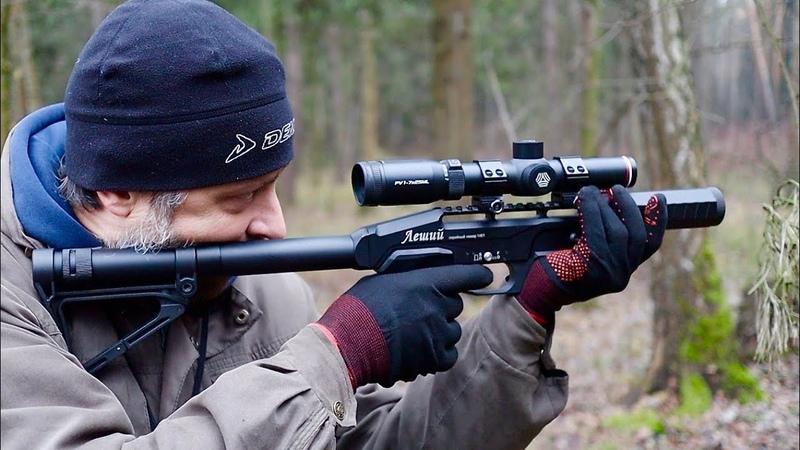 EDGUN LESHIY ЭДГАН ЛЕШИЙ Стрельба в лесу на 10 20 30 40 50 метров