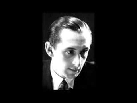Vladimir Horowitz plays ISLAMEY