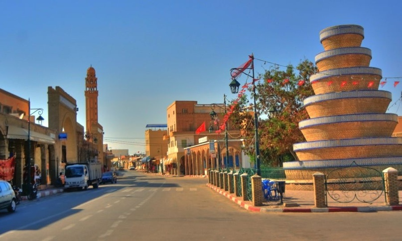 Обзор курорта Тозер (Тунис), изображение №2