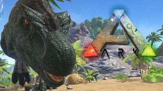 ARK: Survival Evolved.Карта.THE VOLCANO.