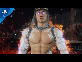 Mortal Kombat 11: Aftermath | Трейлер к выходу дополнения | PS4