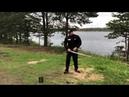 Развлечения на свежем воздухе с самурайским мечом