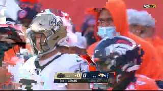 NFL 2020 New Orleans Saints vs Denver Broncos Full Game Week 12