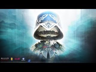 Little Big Planet 2-Assassin's Creed Revelations:Ezio Sackboy Costume Gameplay