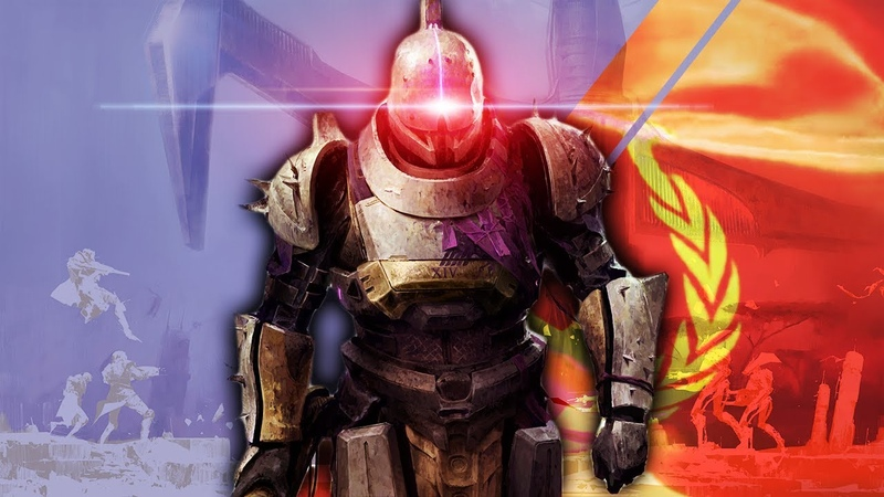 Season of the Soviet - Destiny 2 Shadowkeep