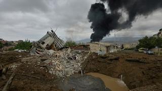 Конфликт в Нагорном Карабахе || Итоги дня