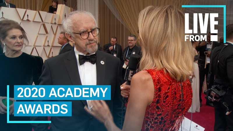 Jonathan Pryce On the True Meaning Behind The Two Popes | E! Red Carpet Award Shows