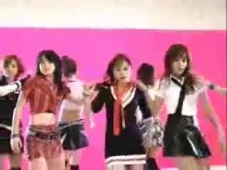 Tigarah morning Musume   Girl Fight  Japan Music House