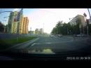 ДТП. Щёлковское шоссе, дублер, в центр. 03.06.2018