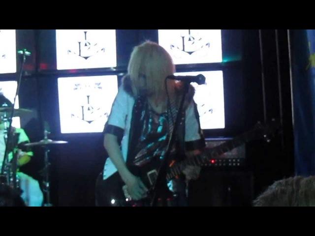 Plunklock Aiiro Regret live in Moscow 03 05 2013