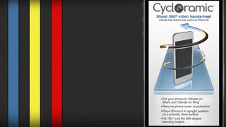 Новый способ снимать панорамные фото и видео, НЕ ДЕРЖА ТЕЛЕФОН В РУКАХ! Обзор программы Cycloramic