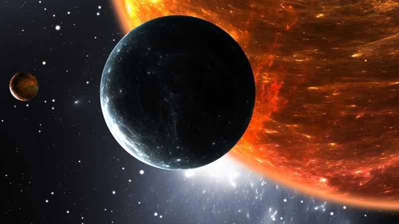 Загадки пространства времени Загадки Луны Документальный фильм про космос
