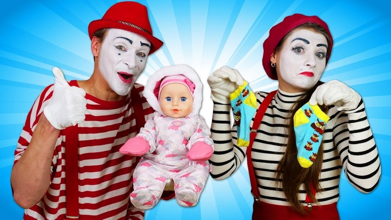 New Doll Clothes for a Baby Doll's Wardrobe Baby Doll Dress Up Funny Videos for Girls