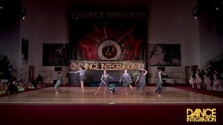 Dance Integration 2018  - 1202 - 6А по произведению ЧУЧЕЛО Апельсин Сыктывкар