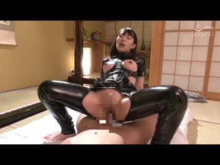 Asami Rena - Plump, Perky, And Glistening! Your Mom Looks Sexy In Body Suits