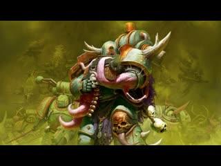 """ComiXoids  Live: Warhammer 40000, Black Library, Пришествие Зверя, Повелители Мертвых, Владыки """"Железного Дракона"""""""