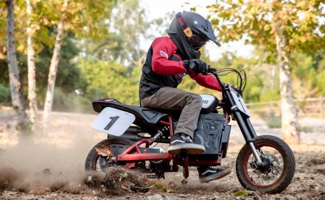 Трекер Indian EFTR Jr. для детей
