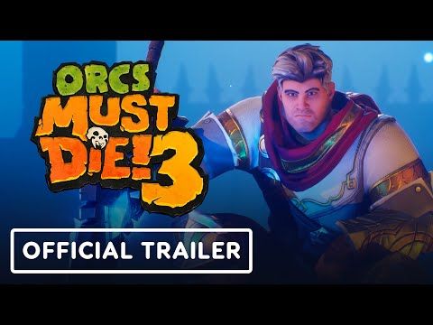 Orcs Must Die 3 Official Launch Trailer