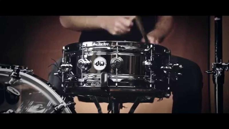 DW 14x5 True-Sonic Snare Drum w Snare Bridge