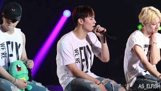 [Fancam] 160618 GOT7 - I Love You (爱很简单) (All Focus)