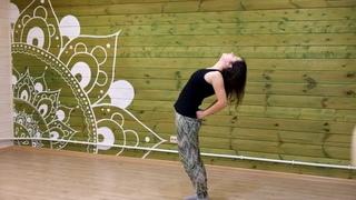 7. Упражнение для спины (ЦИГУН)