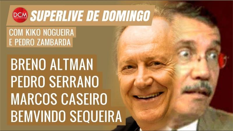 Lewandowski avisa Bolsonaro que tentar golpe é crime Merval pressente bilau e coxa de Lula