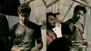 Behind The Scenes From Hrithik Roshan's Ad Shoot for HRX on MMWorld