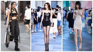Mejores Street Fashion Tik Tok | Thời Trang Đường Phố Trung Quốc #8