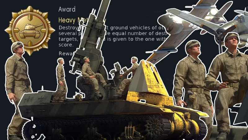94mm Crumpet Launching Destructinator - War Thunder QF 3.7 RAM