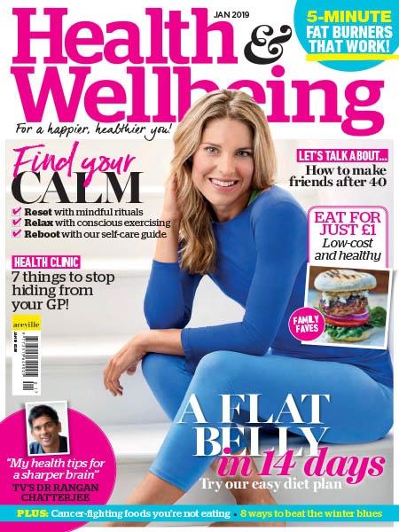 Health & Wellbeing 01.2019