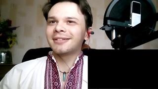 Обычный украинский парень смотрит Губку Боба