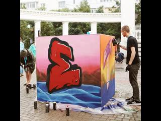 Фестиваль уличного искусства в Судаке