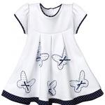 Хлопковое платье Sofija Bonitka, Размер 74
