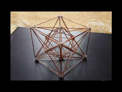 Куб Метатрона самый сильный генератор темной материи