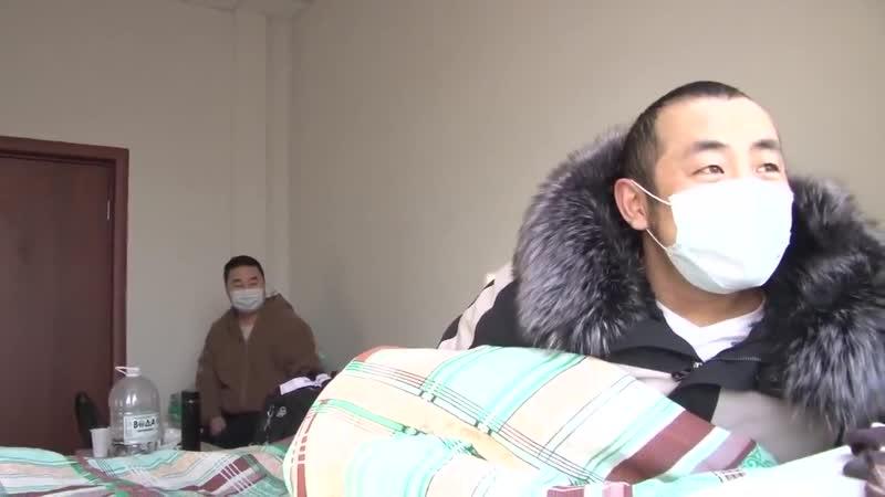 Жители села Некрасовка Хабаровского края бьют тревогу в связи тем, что у них разместили китайцев якобы на карантин.