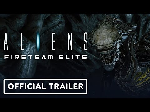 Aliens Fireteam Elite Official Trailer