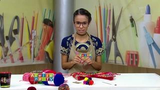 Ateliê na TV - TV Gazeta -  - Marie Castro
