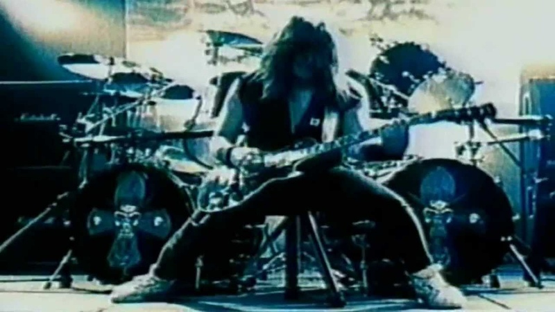 Testament Practice What You Preach 1989 Official Video ᴴᴰ