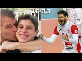 Bruno rezende evolution. best volleyball setter in the world (hd)