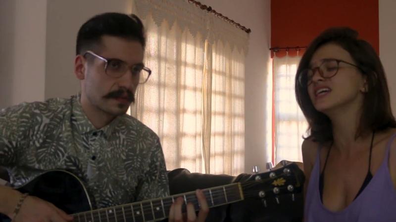 Pesadão IZA cover acustico Ariel Mançanares e Renan de Nardi