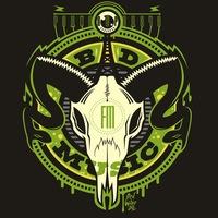 Логотип Bad Music FM