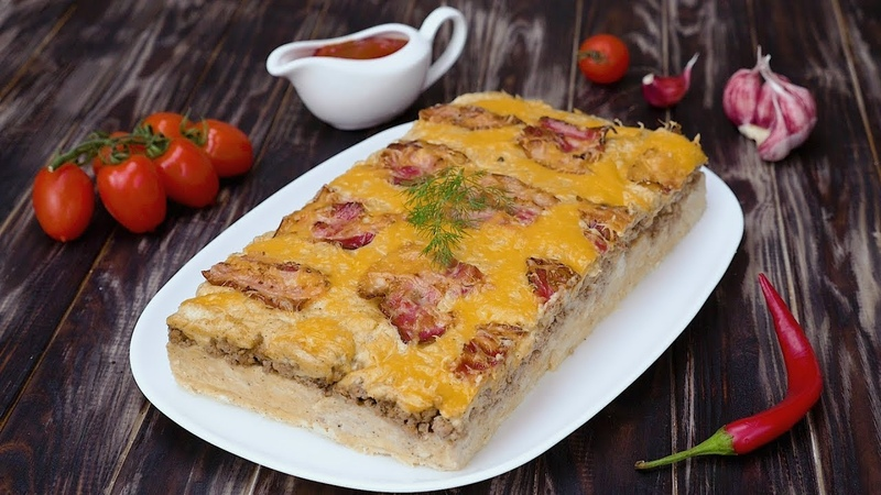 Как приготовить запеканку из цветной капусты с мясом и сыром Рецепты от Со Вкусом