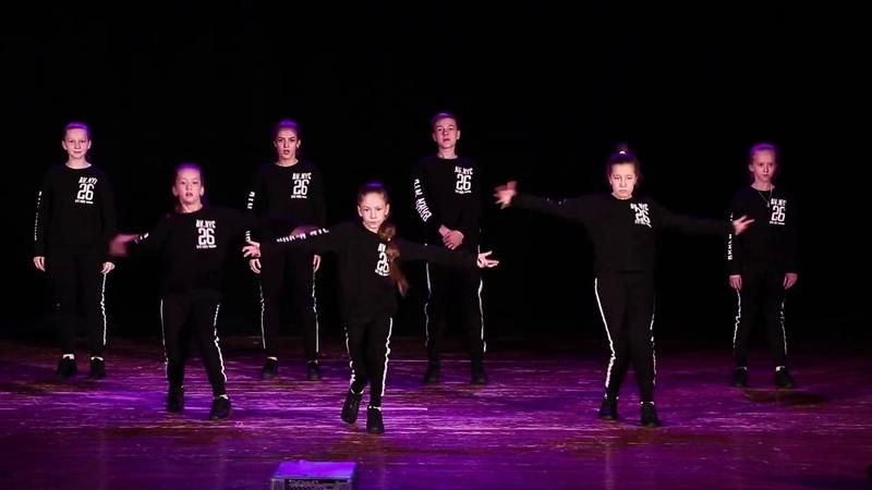 City Dance Тeens Bust a move