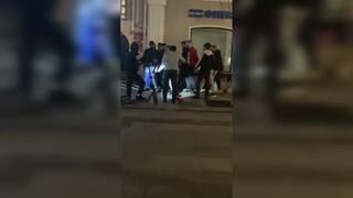 Полиция пресекла массовую драку на проспекте Кирова в Саратове