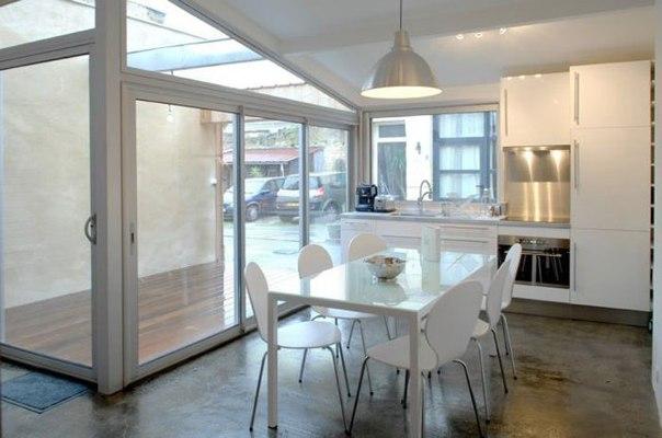 Как из небольшого гаража сделать уютную квартиру? Обратите...