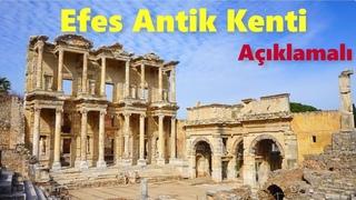 Efes Antik kentİ ve Tarihi Açıklamalı full izle - Ancient City of Ephesus Drone