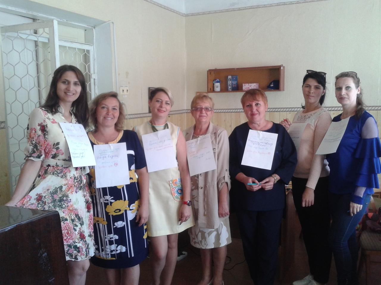 Методическое объединение  педагогов Антрацитовского центра детского творчества