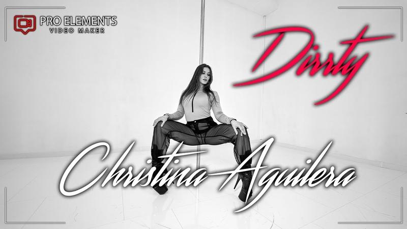 Christina Aguilera feat Redman Dirrty Dance Moscow