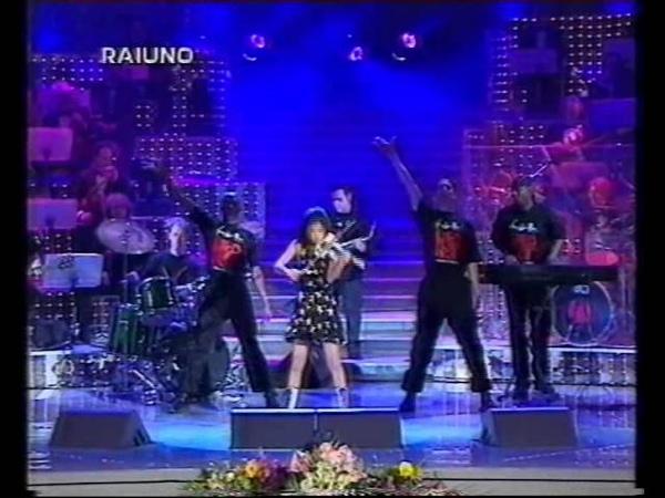 Vanessa Mae a Sanremo Italy