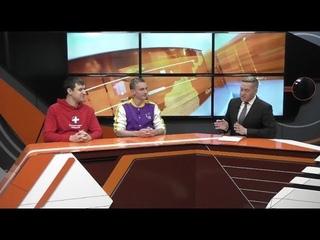Волонтеры Хабаровского края вернулись с Международного форума добровольцев | интервью в студии 6-ТВ